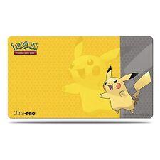 Pikachu Yellow PLAYMAT PLAY MAT ULTRA PRO FOR Pokemon CARDS TCG