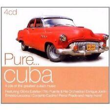 Pure... Cuba 4 CD nuovi prodotti con Lou Bega e molto altro.