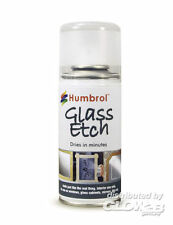 HUMBROL™ Acryl-Spray Glass Etch White 150ml (Grundpreis/1 Liter = 49,93 EUR)