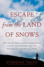 Escape from the Land of Snows: The Young Dalai Lama's Harrowing Flight-ExLibrary