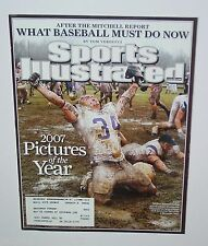 Brandon Day - Sports Illustrated SI Magazine - Carroll College 2007 Year in Pics