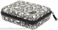 SP POV Storage Case for GoPro HD HERO 960/1/2/3 Cameras - Skulls - Small