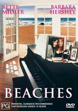 Beaches - Bette Midler DVD R4 NEW