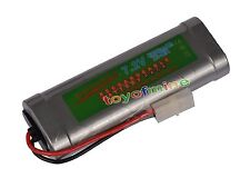 1 pcs 7.2V 6800mAh Ni-MH Rechargeable Battery Pack RC