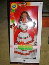 Festivals of the World Pink Label Collection Cinco De Mayo 2007 Barbie Doll