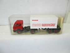 Wiking 1/87 526 MB Stahl-Container Sattelzug  WS3604