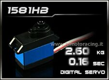MINI SERVO DIGITALE POWER HD DA 2.60Kg 0,16 sec. HD-1581HB INGRANAGGI PLASTICA