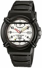 Casio Men's 100m WR Black Sports Date Display Analogue Watch *HDA-600B-7BV - New