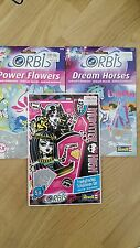 "Revell - Orbis Airbrush Schablonen ""Power Flowers"", ""Dream Horses"" +  ""MH"" 5406"