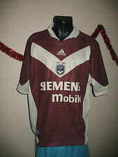 maillot shirt BORDEAUX 2001 SPECIAL  camiseta  football maglia foot
