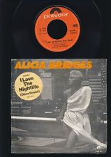Alicia Bridges-I Love The Nightlife-Self Applause - 7 Inch Vinyl-Holland