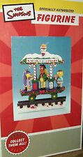 The Simpsons Train Piece Apu Kwik E Mart Figure Xmas Collectible