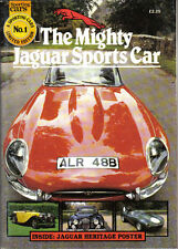 Mighty Jaguar Sports Car SS Mk I II IV V VI VII XKs C D & E Type XJ XJS XK13