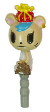 Tokidoki Phonezies Series 1 Savannah Phone Charm Dust Plug Simone Legno