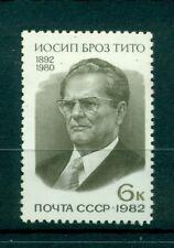 Russie - USSR 1982 - Michel n. 5151 - Josip Broz Tito