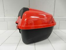 TAOTAO VIP 50/150CC SCOOTER STORAGE TRUNK (RED) *NEW*