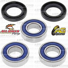 All Balls Rear Wheel Bearings & Seals Kit For Suzuki RM 125 1992 92 Motocross