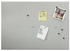 Magnetic Bulletin Board Notes Memo Message Metal Wall Home Office 15 x 21 Inch