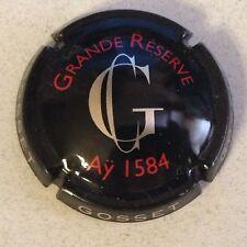 Capsule de champagne GOSSET (43. jéro grande réserve)