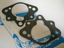 TRIUMPH STAG V8 3 LT NEW SET OF ELBOW TO CARBURETTOR BODY GASKETS ONE PAIR