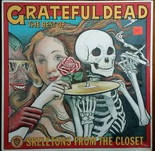 THE GRATEFUL DEAD~SKELETONS FROM THE CLOSET~FACTORY SEALED, 1974 W 2764