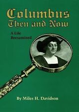 Columbus Then and Now: A Life Reexamined (Michigan Monograph Series in-ExLibrary