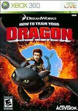 How to Train Your Dragon (Xbox 360, 2010) Complete! Plays Perfectly! Ships Fast!