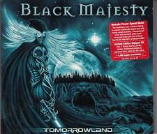 Black Majesty - Tomorrowland (CD 2007) Melodic Power Speed Metal !!!