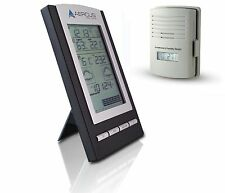 Weather Station Wireless Desktop Forecast - FREE 30 Page Setup/Maintenance eBook