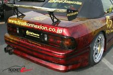 Mazda FC3S RX7 FK Style FRP Rear Over Fender RX-7 30mm USA CANADA