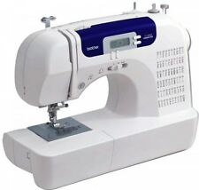 Brother CS6000i Feature-Rich Sewing Machine With 60 Built-In Stitches, 7 styles