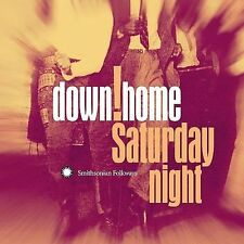 Down Home Saturday Night by Various Artists (CD, Jul-2007) New