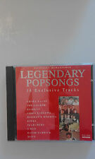 COMPILATION - LEGENDARY POPSONGS - CD