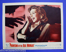 PHANTOM OF THE RUE MORGUE- Lobby Card #7 Horror Cult Monster Classic BEST CARD