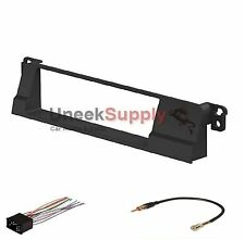 1997-2005 BMW Dash Kit for Radio Stereo Install Aftermarket Cover the Gaps