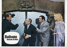 LOUIS DE FUNES FANTOMAS CONTRE SCOTLAND YARD 1967 VINTAGE LOBBY CARD #18