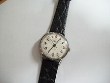 """Very Scarce Longines """" RR 280 """" Caliber CPR 24Hr Hacking Wrist Watch"""