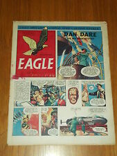 EAGLE #43 VOL 2 FEBRUARY 1 1952 BRITISH WEEKLY DAN DARE SPACE ADVENTURES*