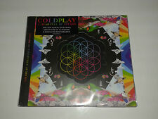 CD MUSICA COLDPLAY A Head Full Of Dreams