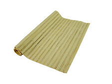 Country collection - Set 2 tovagliette americane in bamboo naturale