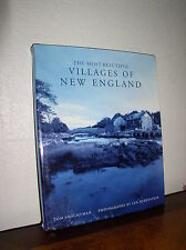 The Most Beautiful Villages of New England by Tom Shachtman (1997, HC, DJ)