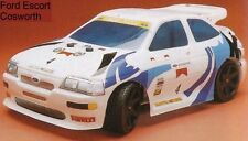 1/8 Ford Cosworth Rally RC Car GT Body Ofna GTP2E Serpent Traxxas Rally 0156