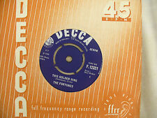 FORTUNES THIS GOLDEN RING / SOMEONE TO CARE decca 12321