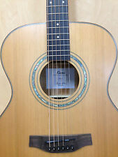 Klema K200JC Solid Cedar Top,Jumbo Acoustic Guitar,Natural Matt +Free Gig Bag