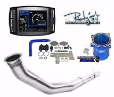 H&S Mini Maxx Tuner DPF EGR Delete Kit Flo-Pro For 07.5-12 Dodge 6.7L Cummins