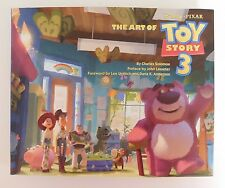 The Art of Toy Story 3 Disney Pixar John Lasseter Charles Solomon RARE Like New!