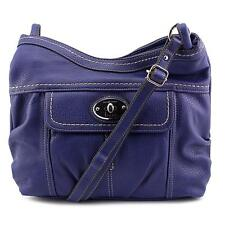 B.O.C. BOC562 Women Blue Hobo