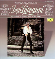 Mozart Don Giovanni / Karl Böhm & Wiener Philharmoniker 3 LP Box Set