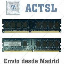 1GB NANYA DDR2 800 PC Desktop RAM