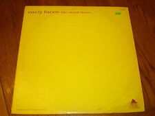 The Small Faces LP Early Faces PROMO WHITE LABEL